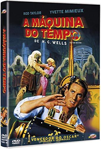 A Máquina Do Tempo Oscar/1960