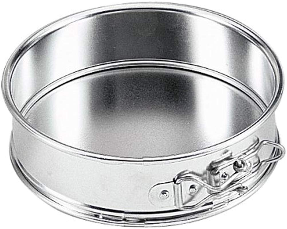 Patisse 2609 02609 Mini Springform Pan 6 1 4 16 Cm Diameter Tin Plated Steel 6 25 Metal