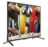 Komodo by Sceptre 43-Inch 4K 3840x2160 UHD LED TV 4X HDMI 2.0 HDCP 2.2, Metal Black 2018