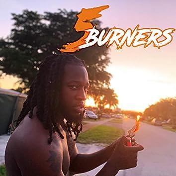 5 Burners