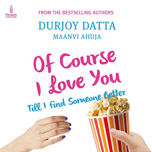 Of Course I Love You audiobook cover art