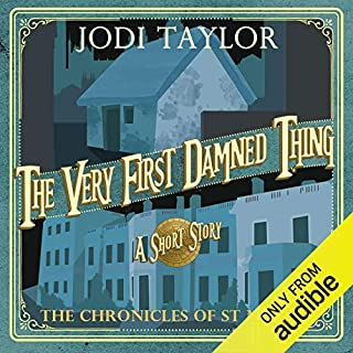 The Very First Damned Thing cover art