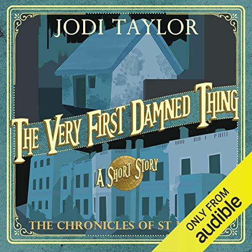 Couverture de The Very First Damned Thing