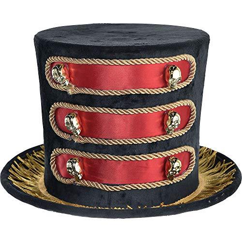 amscan Party City Showman Top Hat H…