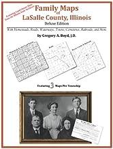 Family Maps of LaSalle County, Illinois