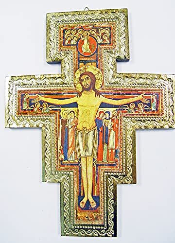 Franse kruis 10 cm