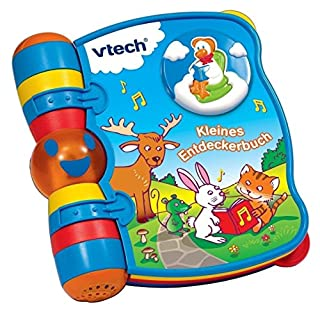 Vtech Baby 80-060804 - Kleines Entdeckerbuch (B0008EIYLA) | Amazon price tracker / tracking, Amazon price history charts, Amazon price watches, Amazon price drop alerts
