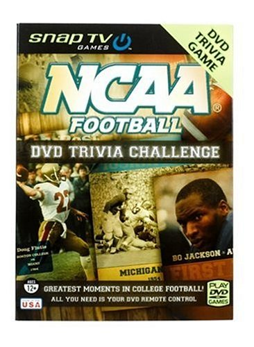 7-11 Ncaa Football Trivia Game-Nla
