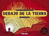 Debajo de la tierra. Libro de actividades (Libros para los que aman los libros)