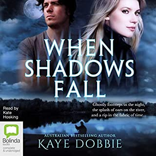 When Shadows Fall audiobook cover art