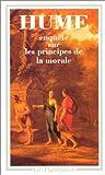 Enquête sur les principes de la morale - Flammarion - 04/01/1999