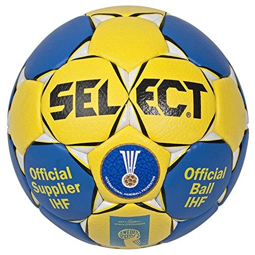 Handball Select official WM Ball Men Sweden 2011 Gr. 2