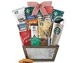 Starbucks Coffee and Teavana Tea Gift Basket. Great for Coffee or Tea Drinker Starbucks Teavana...