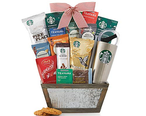 starbucks gift basket - 2
