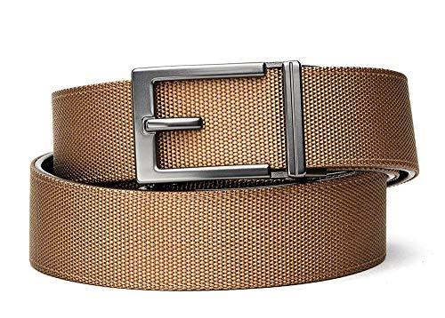 "KORE Men's Nylon Web Track Belts   ""Express"" Alloy Buckle"