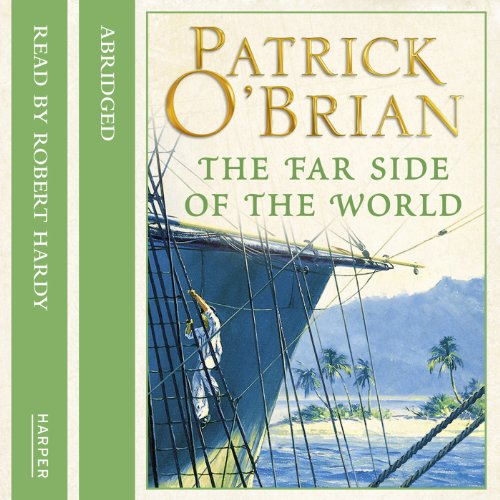 The Far Side of the World audiobook cover art