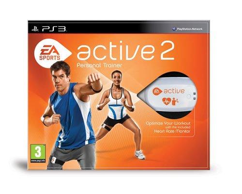 EA Sports Active 2 (PS3) [Importación inglesa] segunda mano  Se entrega en toda España