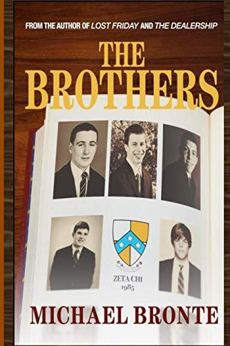 Book: The Brothers by Michael Bronte