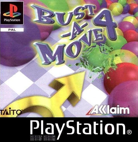 Bust A Move 4 - Playstation - PAL