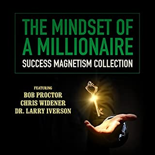 The Mindset of a Millionaire audiobook cover art