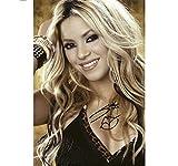 QAQTAT Shakira Musik Sänger Leinwand Poster HD-Druck