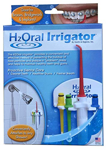 H2oral Irrigator Floss Do You Hate to Floss? are You not Wanting to Spend A Fortune On A Water Flosser