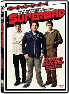 Superbad (Unrated Widescreen Edition) by Jonah Hill