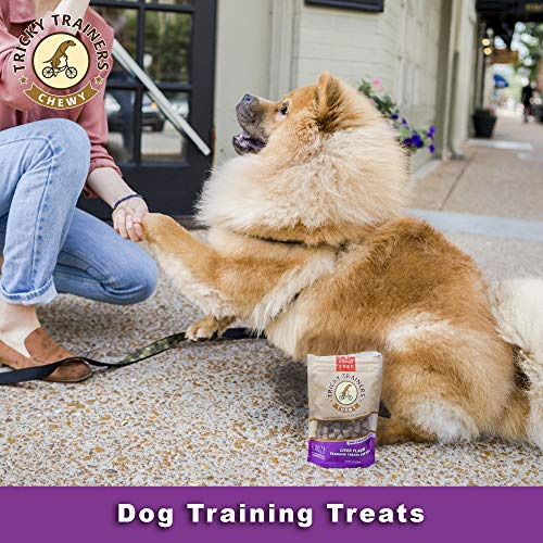Cloud Star Tricky Trainers Chewy - Liver - 14 oz.