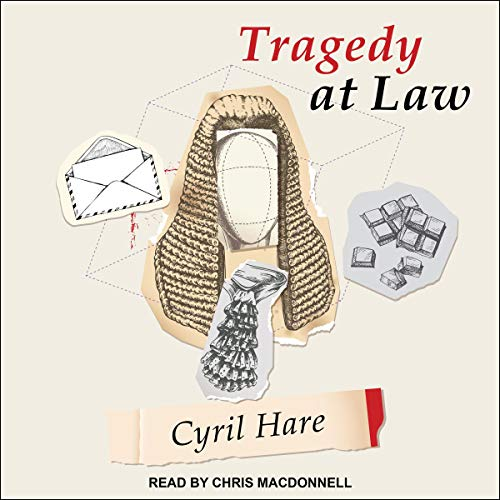 Tragedy at Law                   By:                                                                                                                                 Cyril Hare                               Narrated by:                                                                                                                                 Chris MacDonnell                      Length: 10 hrs and 3 mins     2 ratings     Overall 5.0