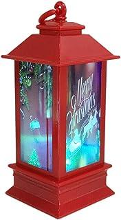 HINK Veilleuse Halloween Atmosphères Accessoires Décoratifs en Plastique Lumineux Nuit Lumière Maison Maison Jardin LED Lu...