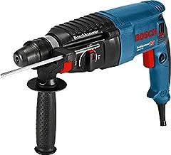 Bosch Professional 06112A3000 Martillo perforador con SDS-plus, 830 W, 230 V