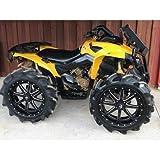 Wild Boar ATV Parts Metal Aftermarket Floorboards for Can-Am Renegade (Gen 2)