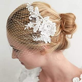 birdcage veil headband uk