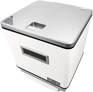 Smart dishwasher STBD-Lavavajillas De Encimera Compacto, Vajilla De Azimut De 360 °, Mini Lavavajillas Interno De Acero Inoxidable 304, PequeñO Apartamento, Oficina, Cocina, Comedor