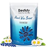Best Waxes - Bestidy Wax Beads, Bagged 500g/1.1lb/17.6oz, Waxing beans Review