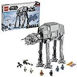 LEGOStarWarsAT-AT,SetdiCostruzioniRiccodiDettagliperRicrearelaBattagliadiHotheAltreSceneClassichedellaTrilogiaCon6Minifigure,IdeaRegaloperRagazzi10+Anni,75288