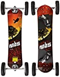 MBS Comp 90 Mountainboard by MBS