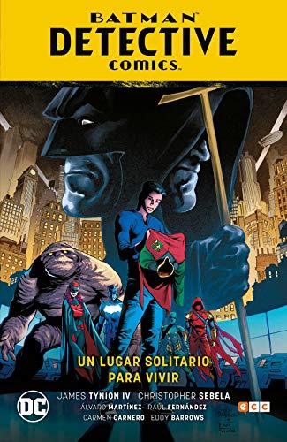 Batman: Detective Comics Vol. 05: Un...