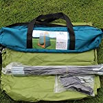 Explopur Camping Tent for Camping Biking Toilet Shower Beach 3
