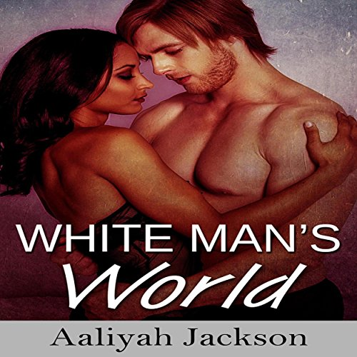 White Man's World audiobook cover art