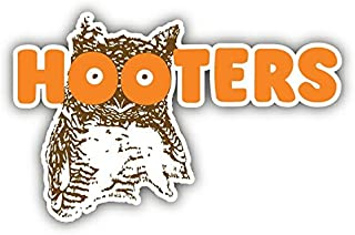 hooters decal