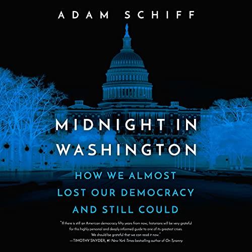 Midnight in Washington cover art