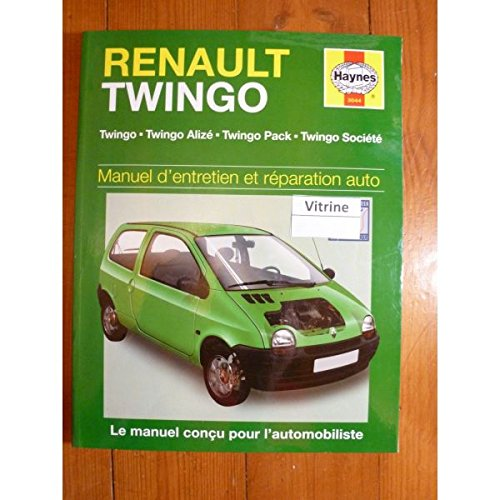 Renault Twingo (French service & repair manuals)