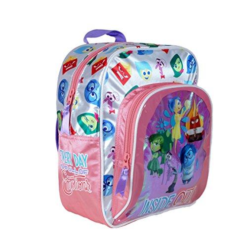 Disney Alles steht Kopf - Kinder Kinderrucksack Azul 27 cm Freude, Kummer, Angst, Wut und Ekel