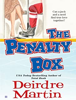 The Penalty Box (New York Blades Book 4)