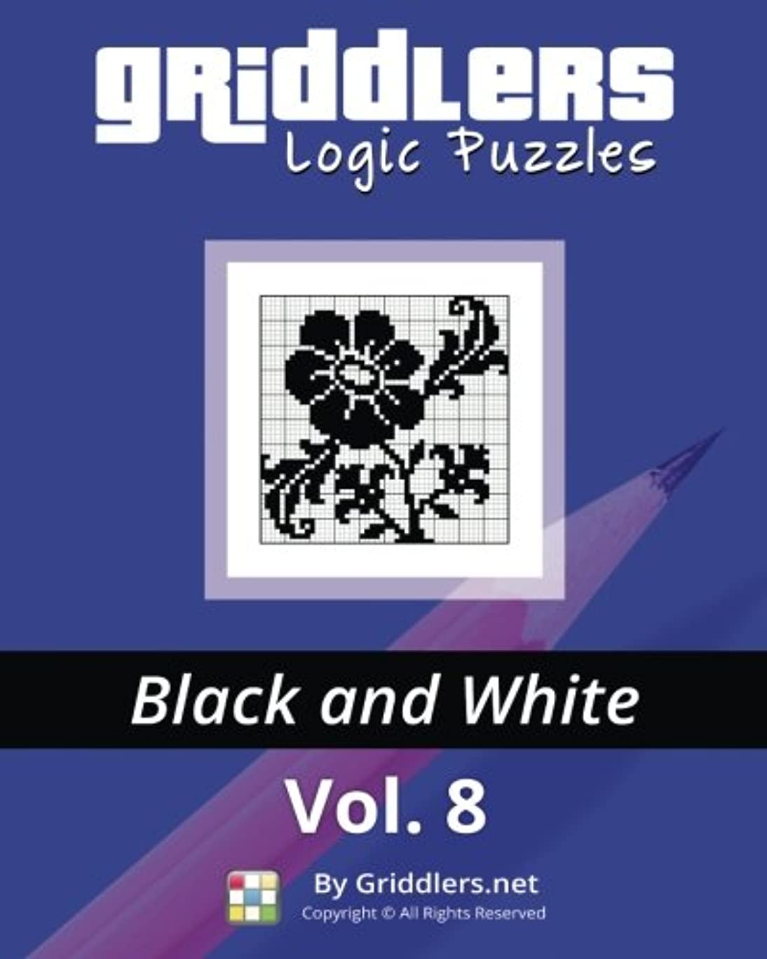 二週間誇張行進Griddlers Logic Puzzles: Black and white