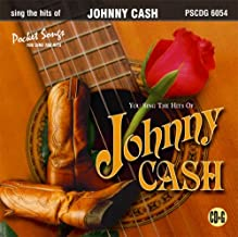 Sing The Hits Of Johnny Cash CDG