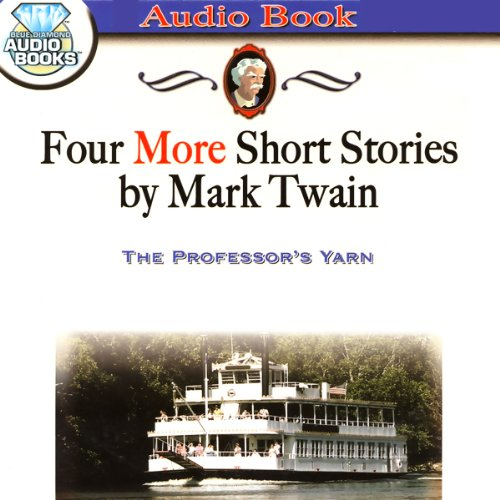 The Professor's Yarn audiobook cover art