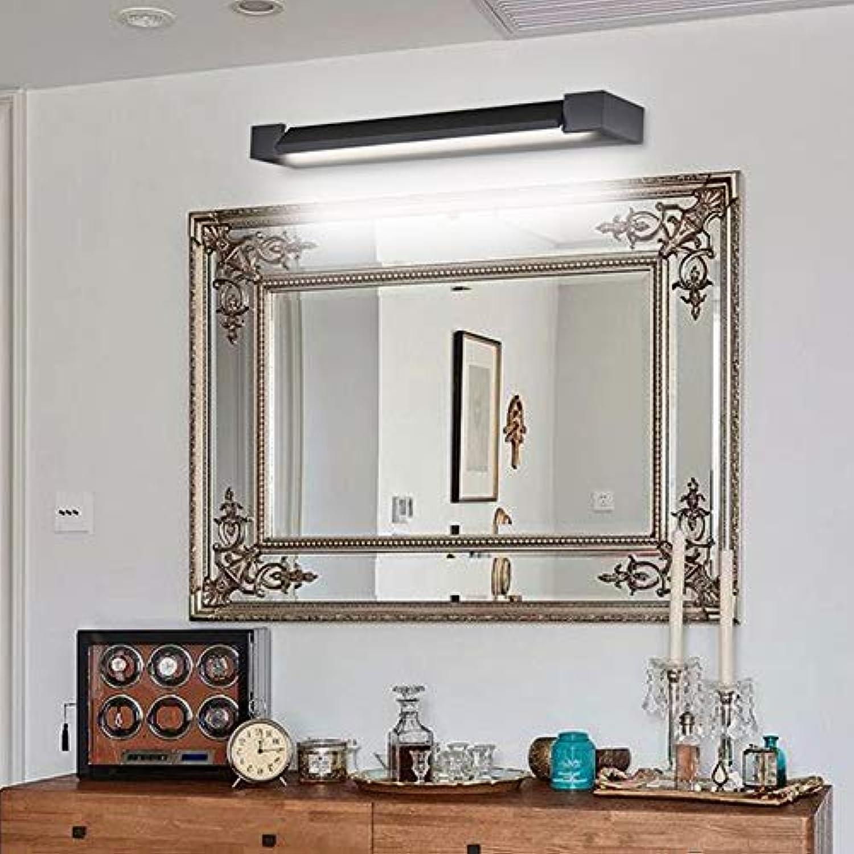 Ralbay 12W Spiegelleuchte 1560 lumen 2835 SMD Aluminium LED Spiegelleuchte Badlampe Wandleuchte Schranklampe Badleuchten Neutral-wei 40004500K, 45cm Lnge