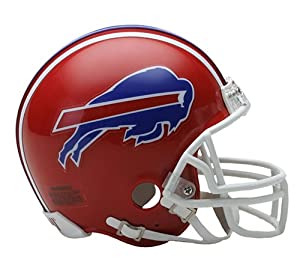 Buffalo Bills 1987-01 Throwback NFL Riddell Replica Mini Helmet
